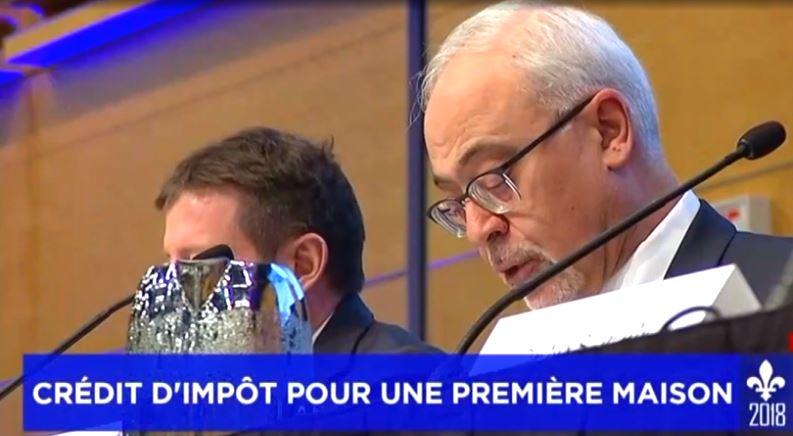 TVA Nouvelles - Marc-André Gagnon - Agence QMI   Publié le 27 mars 2018 à 16:18 - Mis à jour le 27 mars 2018 à 16:20