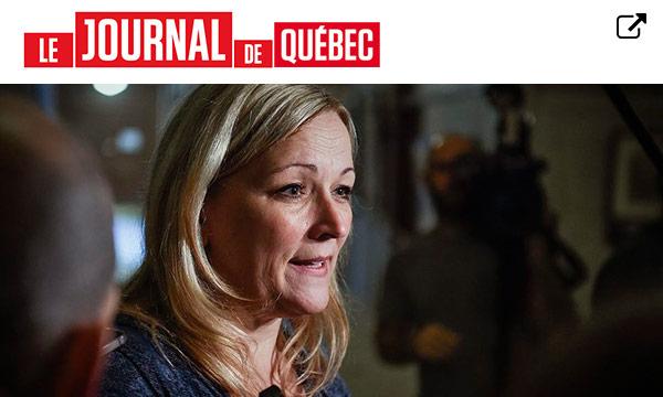 Achat d'une propriété: la ministre Thériault veut rendre l'inspection obligatoire (Le journal de Québec)