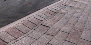 Déformation de la toiture