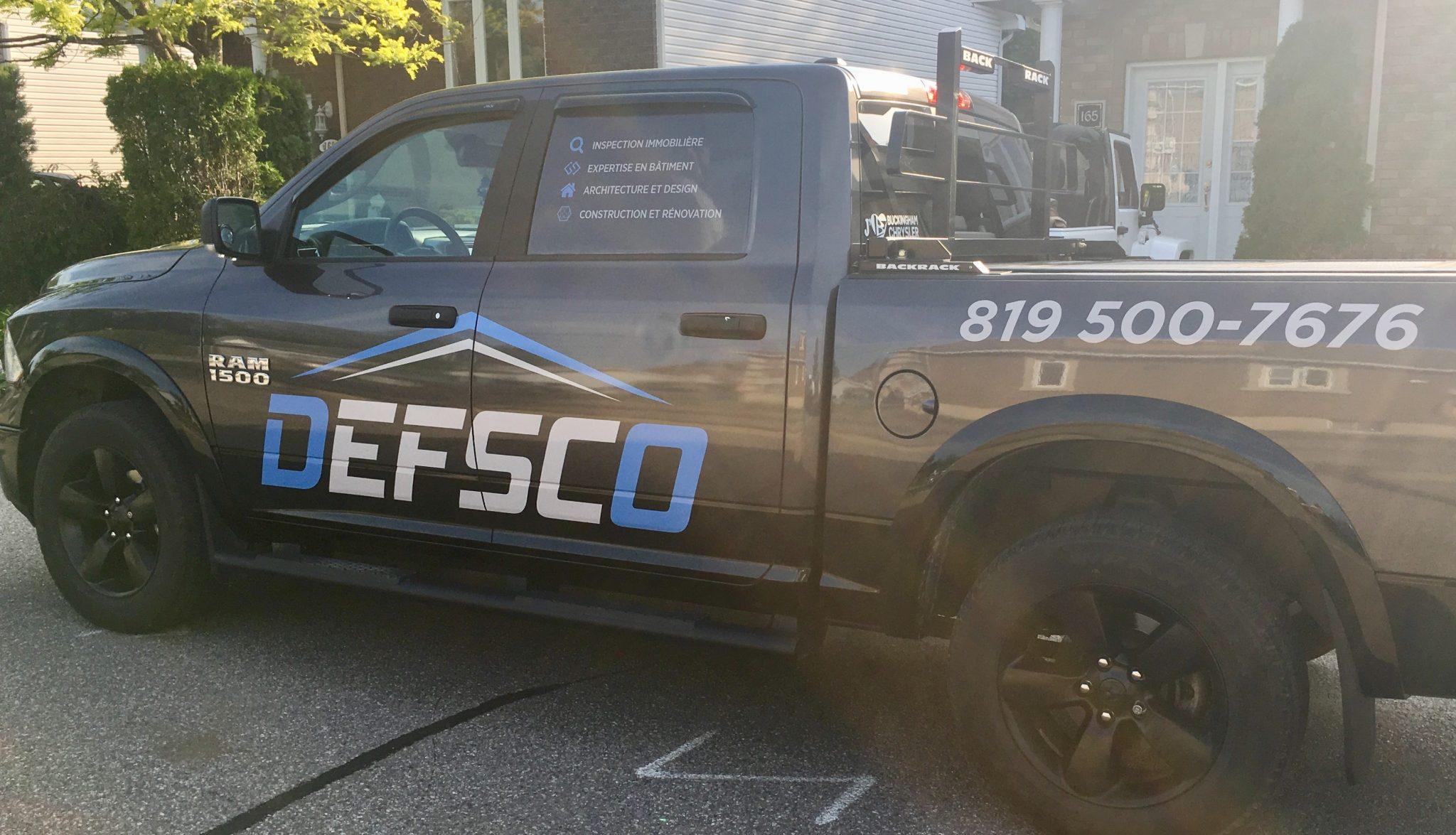 DEFSCO Truck