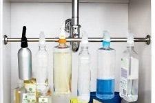 Produits nettoyants dans la maison