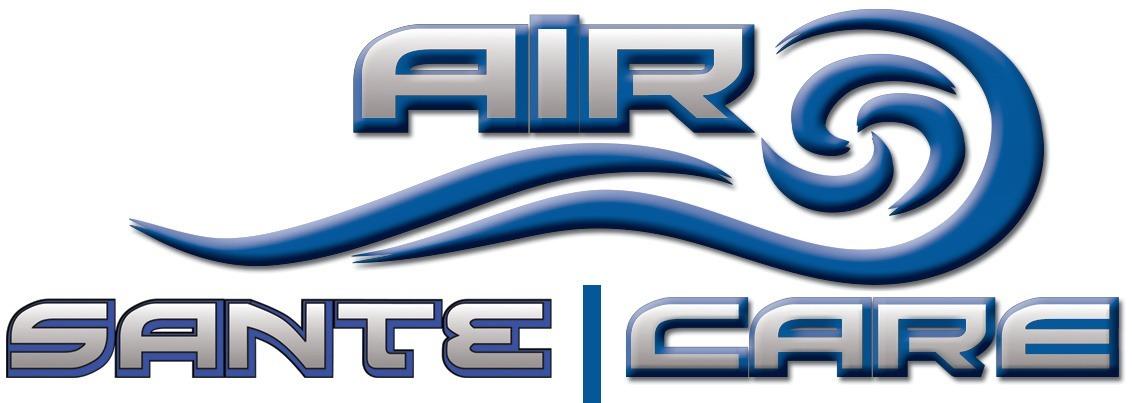 Logo Air-santé, Air care